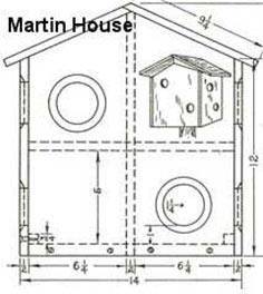 50 Bird House Plans To Build