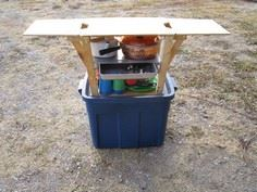 YACK BOX (Yet Another Camp Kitchen