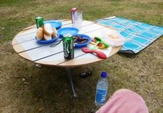 Fold Up Camping/Picnic Table