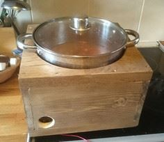 Off-Grid Tealight Slow Cooker