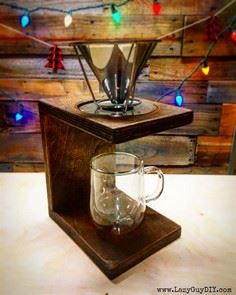Pour over coffee makers are one of