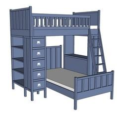 Cabin Bunk System - To