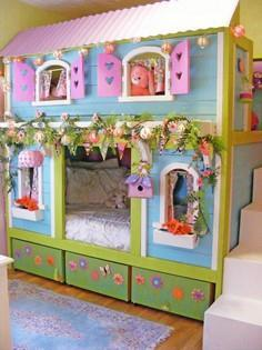 Build a Sweet Pea Bunk Bed | Free