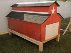Little Big Barn - Chicken Coop