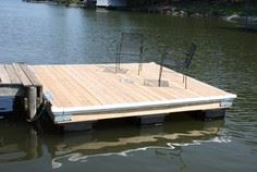 BUILD YOUR OWN SWIMMING DOCK