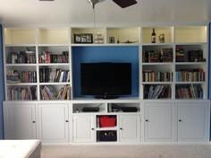 Entertainment Center | Do It Yours