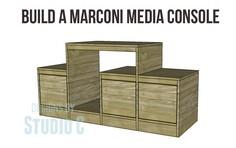 free plans to build a marconi media