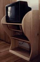 Compact TV Cabinet tutorial