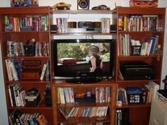 DIY Entertainment Center Tutorial