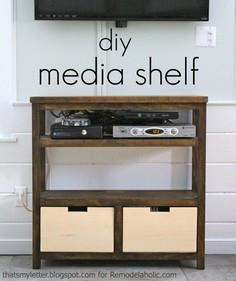 Build an Open Media Shelf