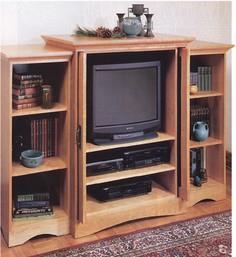 Extravaganza Entertainment Center