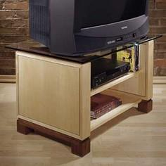 Television Stand Woodworking Plan