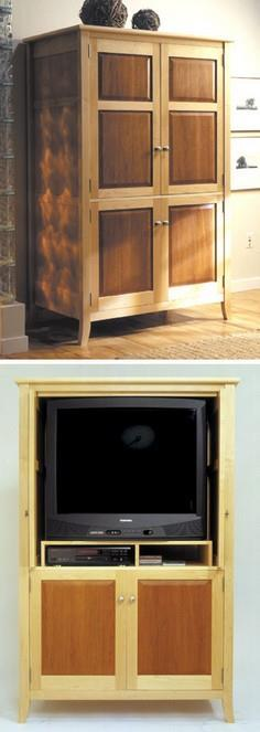 Armoire / TV Entertainment Center