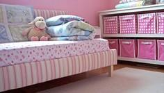 Toddler Upholstered Bed