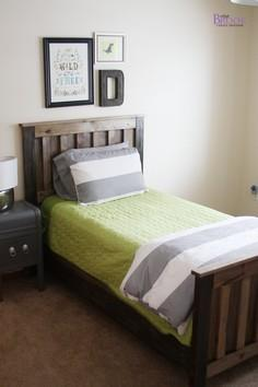 Kentwood Bed