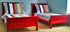 Toddler Farmhouse Bed