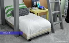 Toddler Cart Bed