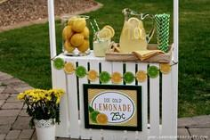 (diy tutorial) crate lemonade stand