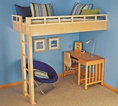 Loft Bed from Black & Decker