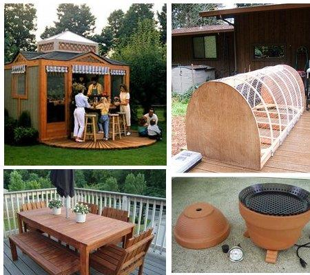 Free Woodworking Plans for Outdoors