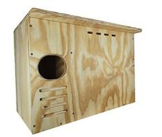 Barn Owl Nesting Box Large House