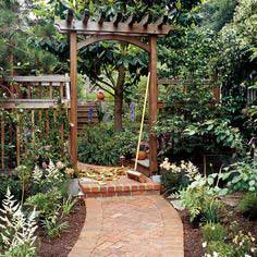 Build a Traditional Entry Arbor