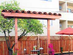How to Build a Spanish-Style Arbor
