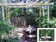 Building a Wooden Rose Arbor - Extreme How To
