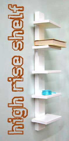 Build a High Rise Shelf