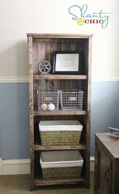 Build a Kentwood Shelf