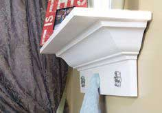 Shelf With Crown Molding