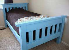 Build a Build the Simple Bed | Free and Easy DIY Project and Furniture Plans