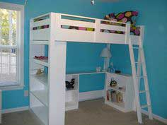 How to Build a Loft Bed | Free and Easy DIY Project and Furniture Plans