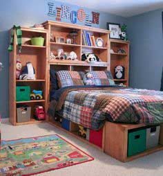 Build a Full Storage (Captains) Bed | Free and Easy DIY Project and Furniture Plans