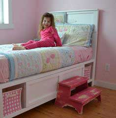 Build a Hailey Storage Bed - Twin | Free and Easy DIY Project and Furniture Plans