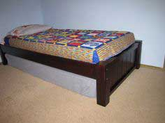 Build a Michael Collection: Twin platform bed | Free and Easy DIY Project and Furniture Plans
