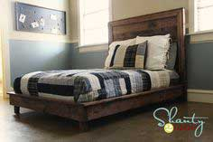 Build a Hailey Platform Bed | Free and Easy DIY Project and Furniture Plans