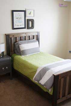 Build a Kentwood Bed | Free and Easy DIY Project and Furniture Plans