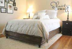 Build a Chestwick Platform Bed - Queen Size | Free and Easy DIY Project and Furniture Plans