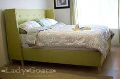 Build a Morris Upholstered Bed - California King | Free and Easy DIY Project and Furniture Plans