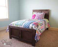 Build a Emme Twin Bed | Free and Easy DIY Project and Furniture Plans