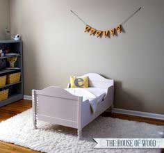 Build a Tatum Toddler Bed | Free and Easy DIY Project and Furniture Plans