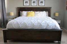 Build a Cassidy Bed - KING | Free and Easy DIY Project and Furniture Plans