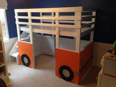 Build a Surf Bus or Van Loft Bed | Free and Easy DIY Project and Furniture Plans