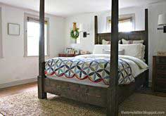 Build a Dawsen Canopy or Poster Bed - Queen | Free and Easy DIY Project and Furniture Plans