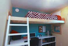 Build a Loft Bed as seen on HGTV Saving Alaska | Free and Easy DIY Project and Furniture Plans