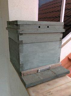 Build a Beekeeper's Hive
