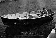 Wooden Sea Skiff Plans