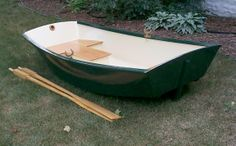 Building a Dinghy