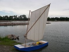 The Handsewn Spritsail